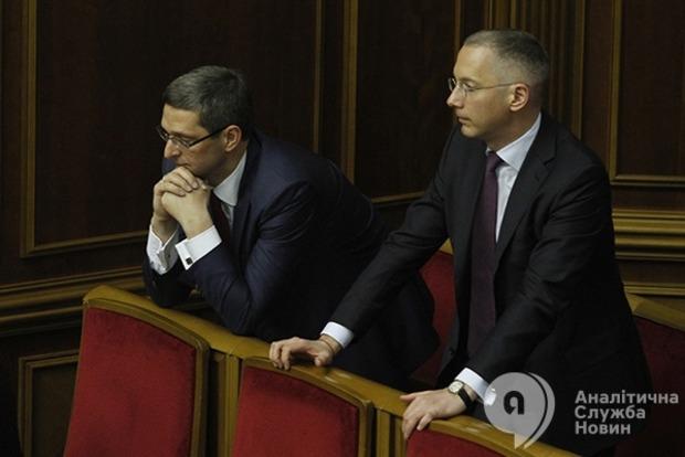 Ложкин подал в отставку с поста главы АП