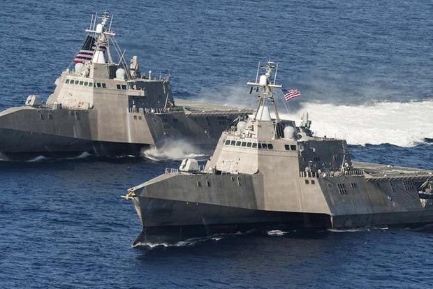 Флот США отримав корабель-невидимку
