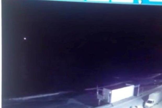 В Сети появилось видео вспышки в момент катастрофы Ту-154 над Черным морем