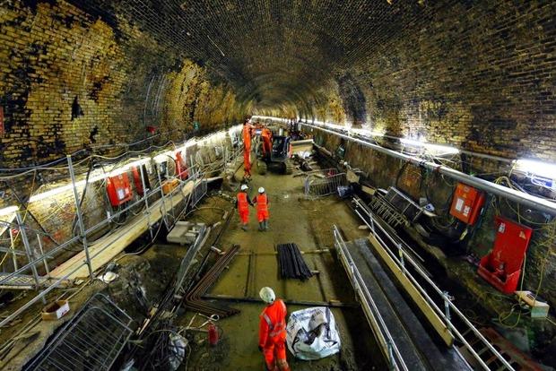 Маск показал сверхскоростной тоннель под Лос-Анджелесом