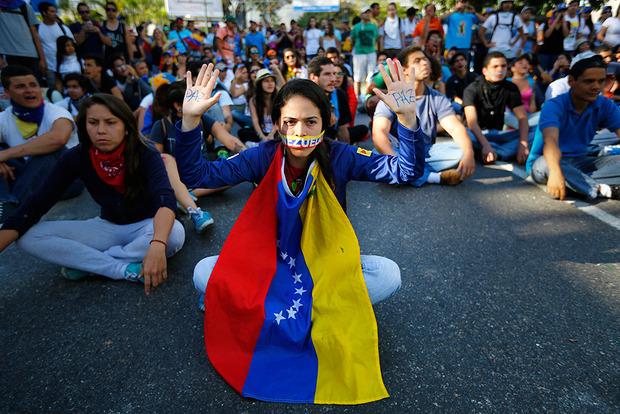 Протесты в Венесуэле: Погиб еще один митингующий