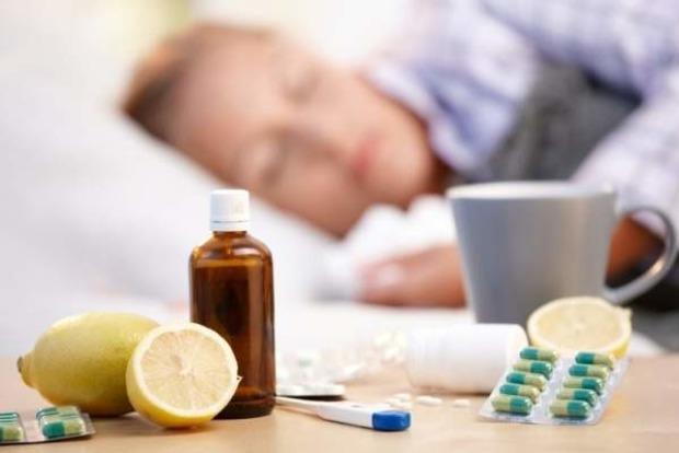 За неделю гриппом и ОРВИ заболели свыше 162 тыс. человек
