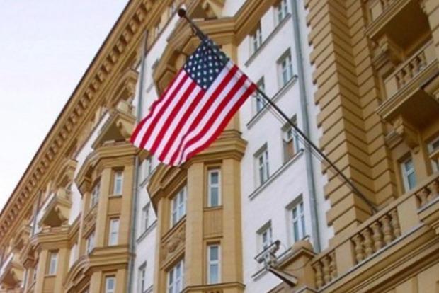 Посольство США прокомментировало намерения РФ выдворить 35 американских дипломатов