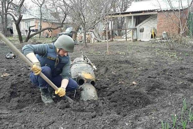ВБалаклее из-за взрыва снаряда наскладе пострадал украинский военный