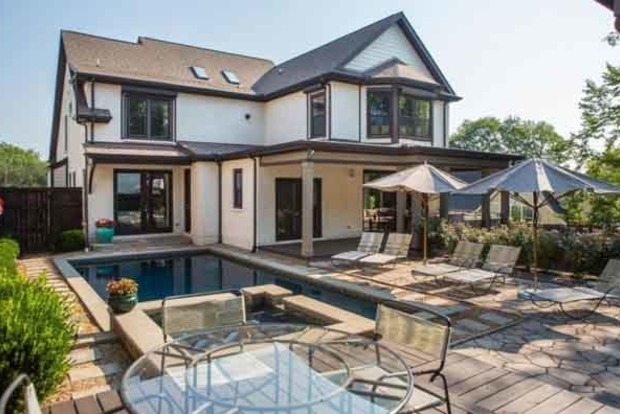 Кличко и Панеттьери выставили свой дом на продажу