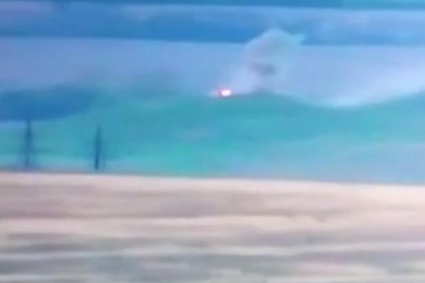 Волонтер показал, как ВСУ уничтожают опорный пункт «ДНР»