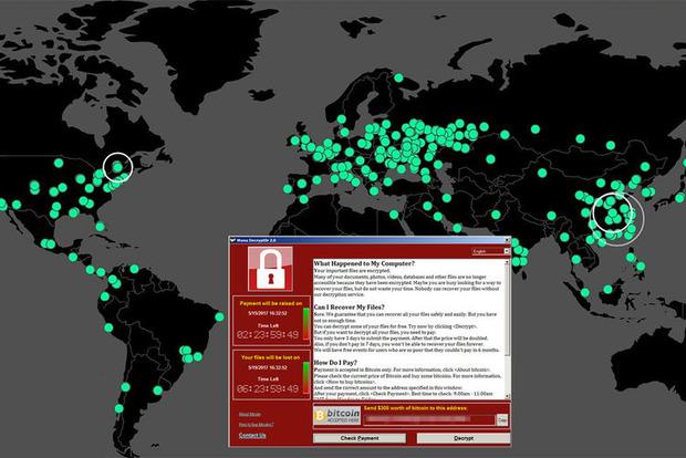 Вирус WannaCry создали в Гонконге, Тайване или Сингапуре