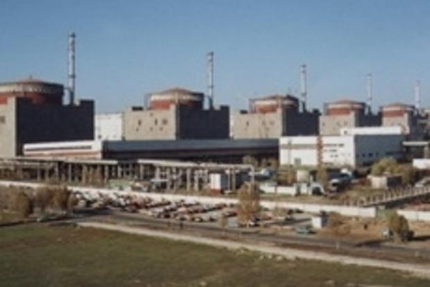 На Запорожской АЭС энергоблок выведен в «холодный резерв»