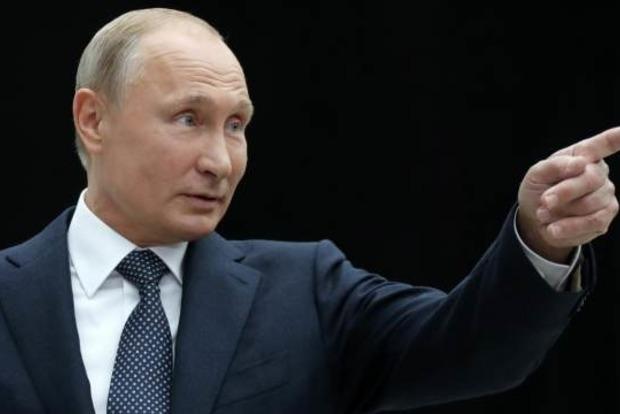 На крови и слезах: Путин сказал, что и дальше будет поддерживать «ЛДНР»
