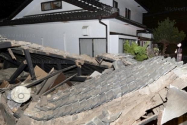 Количество жертв от землетрясений в Японии увеличилось до 47 человек