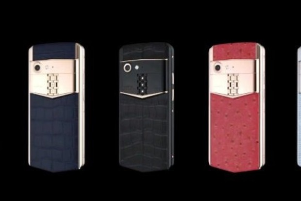Сапфіровий екран, дві SIM-карти і шкіра крокодила: Vertu повернулася на ринок із шикарною моделлю