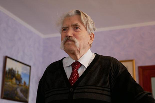 Помер Герой України Левко Лук'яненко