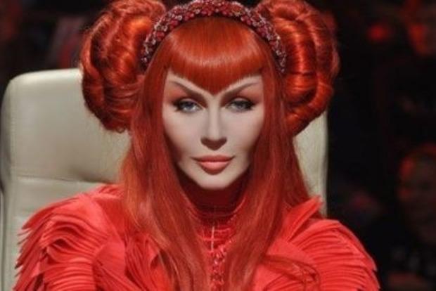 Известная украинская певица сменила прическу и цвет волос