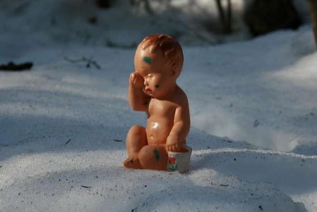 На Закарпатье мать заморила ребенка голодом и холодом