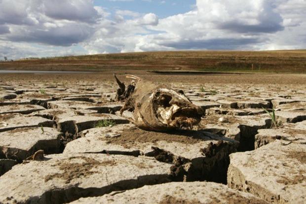 Обезвоженный Крым обречен на долгую засуху