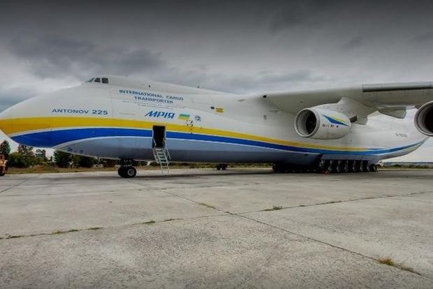 «Антонов» запустил 3D-тур по салону самого большого в мире самолета Ан-225 «Мрия»