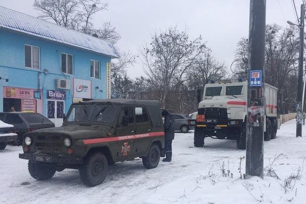 Под Харьковом мальчик возле детсада нашел гранату