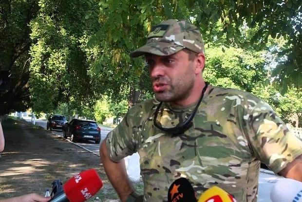 Порошенко уволил волонтера Юрия Бирюкова с должности своего советника