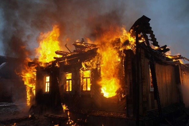 За сутки в пожарах погибли пять человек