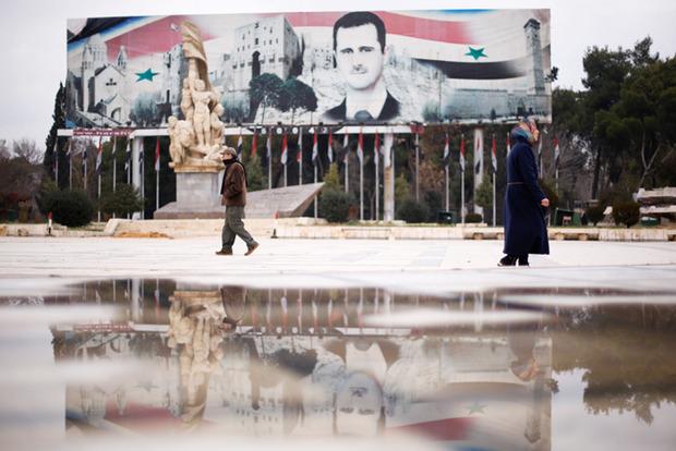 Конгресс США принял законопроект о санкциях против союзников Сирии