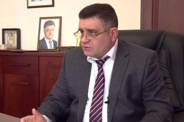 Киевской областью поставили руководить недолюстрированного милиционера времен Януковича