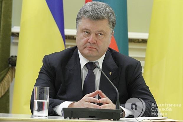 Порошенко внес в парламент проект постановления об увольнении членов ЦИК
