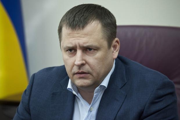 Филатов принял присягу мэра Днепропетровска