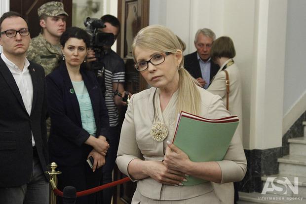 Депутат обвинил Тимошенко в государственной измене и долгах украинцев