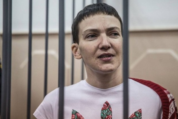 Суд оставил Савченко под стражей