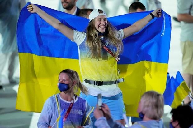 Олимпиада 2020. Медальный зачет Украины на 4 августа