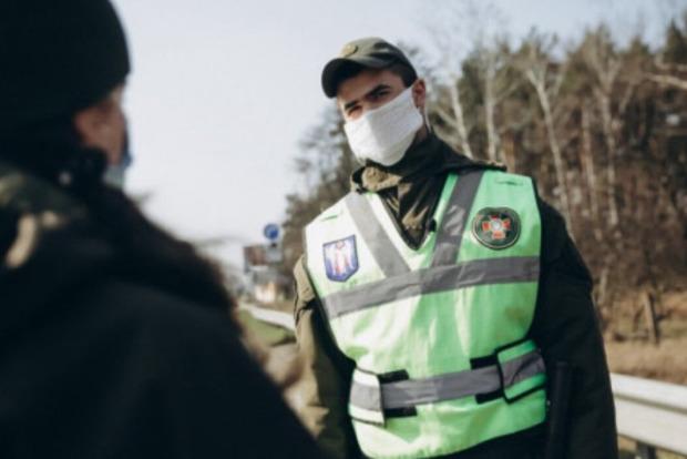 Большинство украинцев одобряют штрафы за отсутствие маски в общественных местах