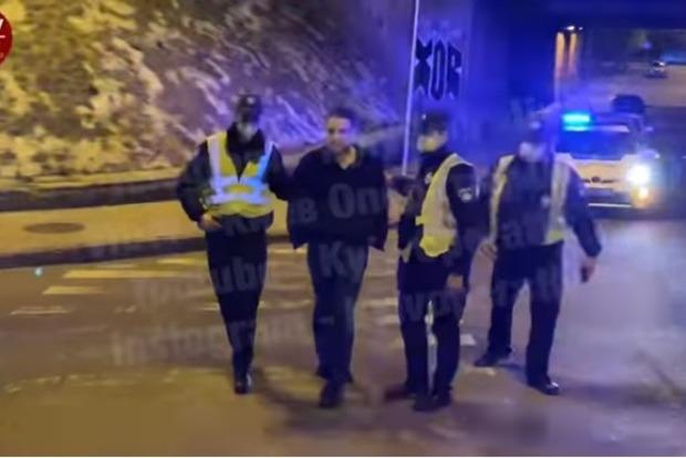 Дважды контуженный зам Кличко и депутатка Киевсовета устроили пьяную драку с полицией