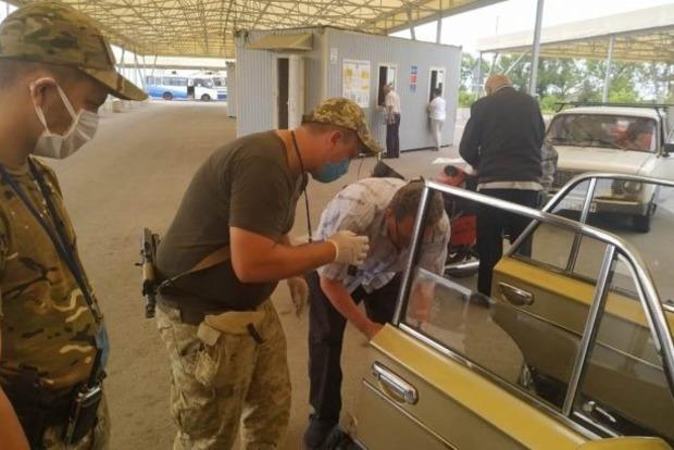 На Донбассе временно возобновился пропуск на одном из КПВВ