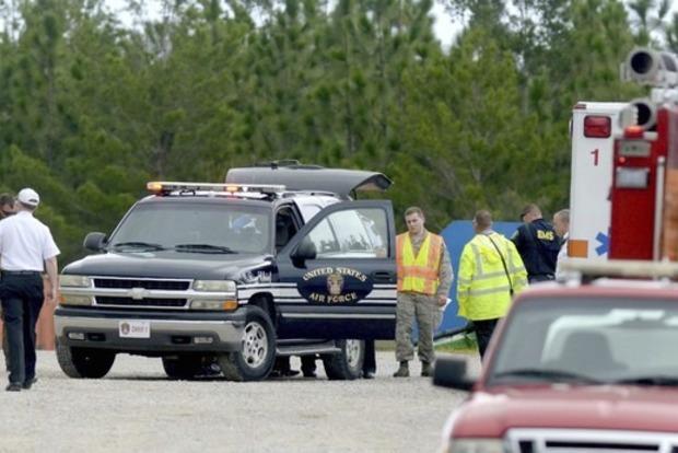 На военную базу в США рухнул частный самолет, погибли все