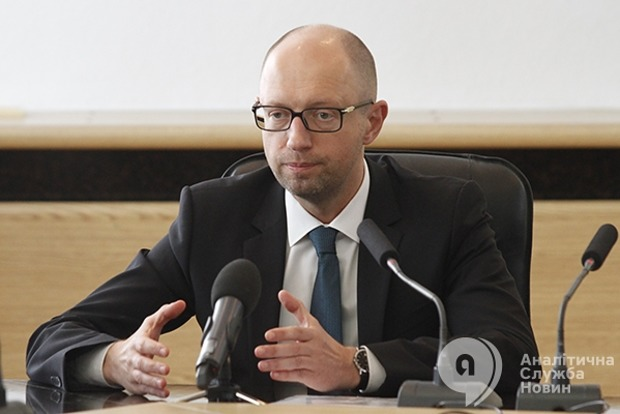 Яценюк обещает принять бюджет до конца года