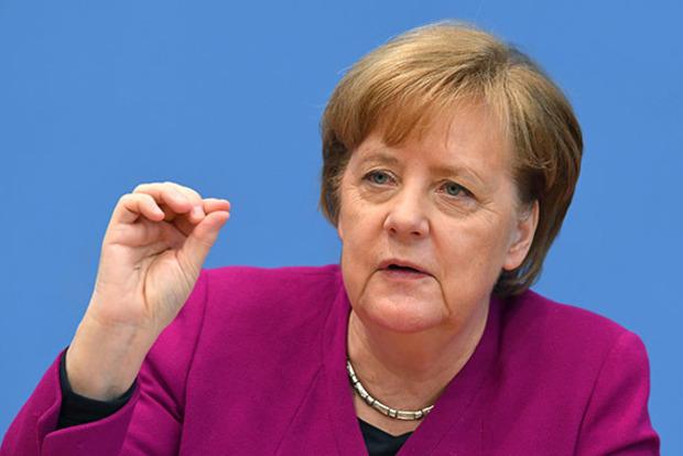 Меркель не видит в Северном потоке-2 зависимость от России