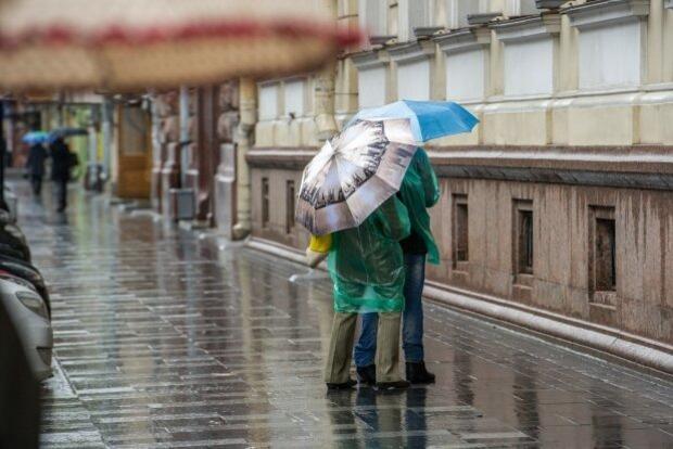 Не опять, а - снова. Украину ждут дожди и мокрый снег