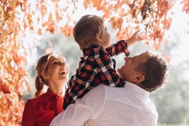 Катя Осадчая родила второго мальчика. Пара растрогала милым фото знакомства своих сыновей