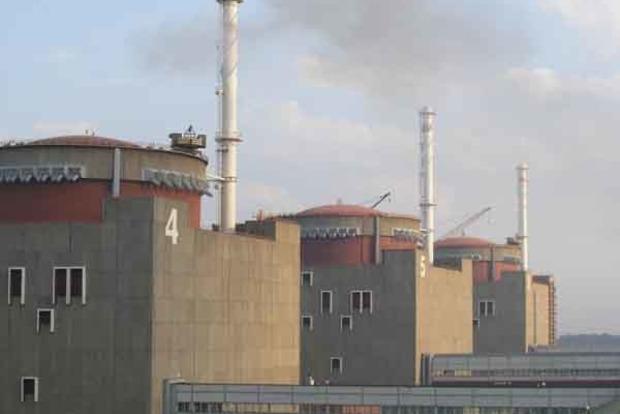 НаЗапорожской АЭС отключили отсети один изэнергоблоков