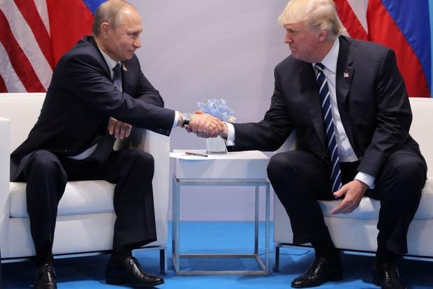 В Кремле анонсировали встречу Трампа и Путина на G20