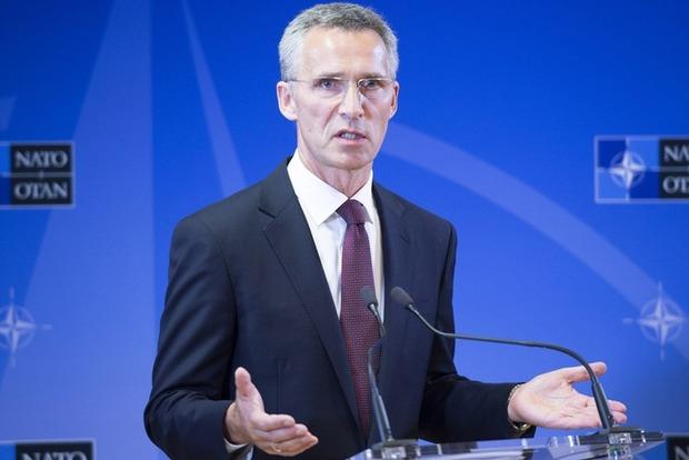 В НАТО считают реальной угрозу возобновления насилия в Украине