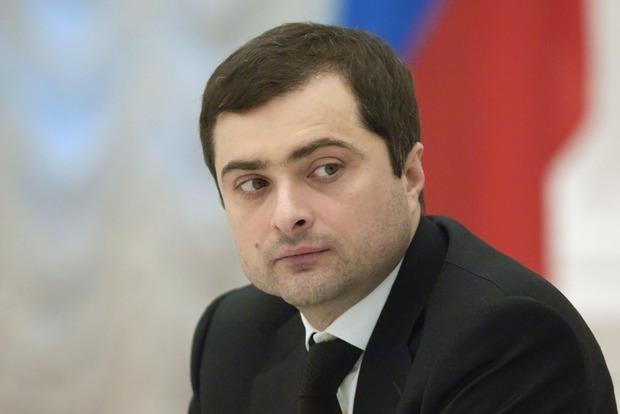 У Путина заявили, что Сурков не выступал против аннексии Крыма