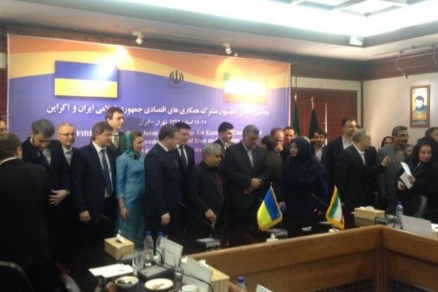 Украина получит право транзита иранской нефти в Европу