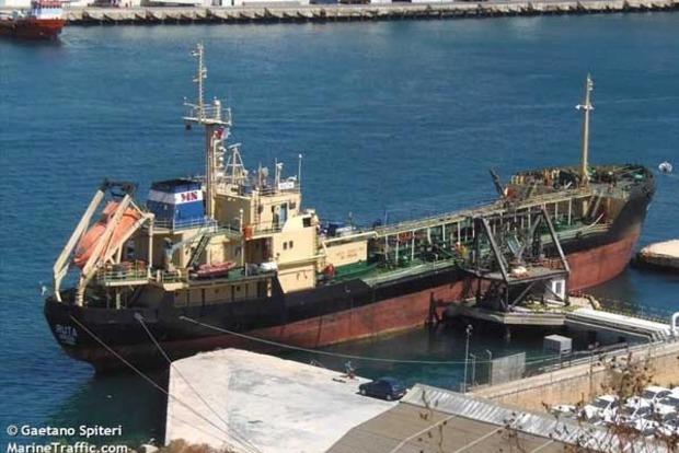 Украина отреагировала на задержание танкера в Ливии