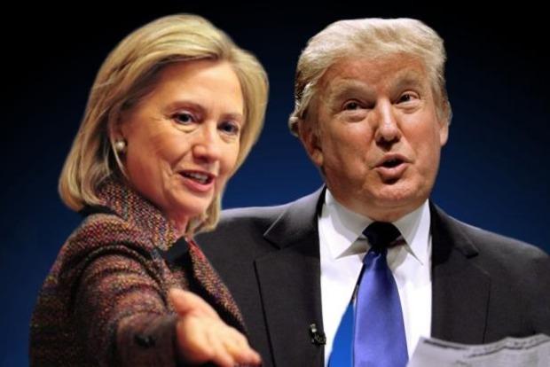 Дональд Трамп скоротив розрив з Гілларі Клінтон до 3%