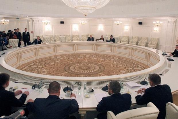 В Минске началась встреча политической подгруппы