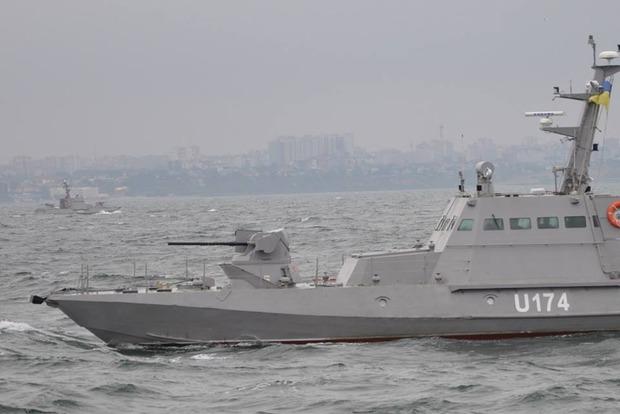 Два новых бронированных катера для ВМС прошли испытания (фото)