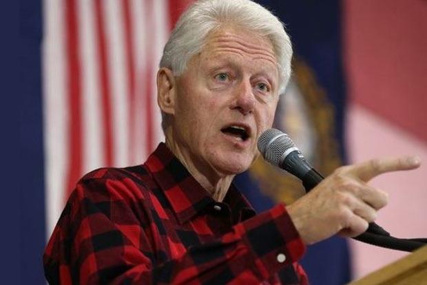 По книжке Билла Клинтона снимут сериал