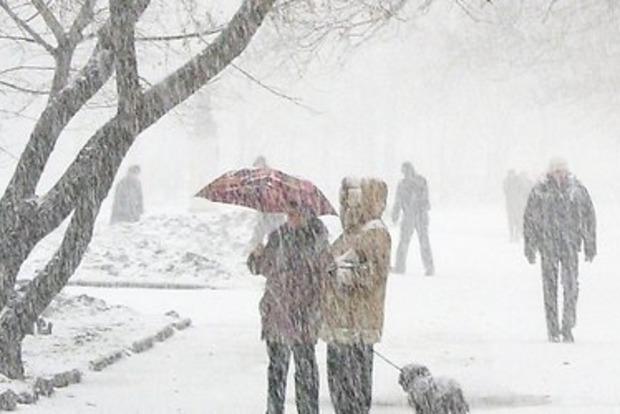 На Новый год в Киеве будет до 12 градусов мороза