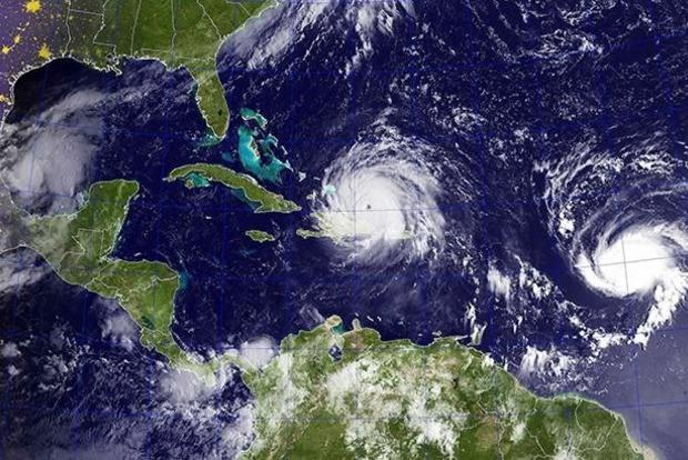 Ураган «Нейт» дістався штату Луїзіана— США
